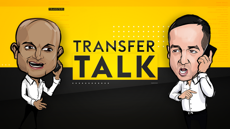 Sky Sports News reporters Kaveh Solhekol and Dharmesh Sheth took over the Transfer Centre for a special Transfer Talk Q&A...