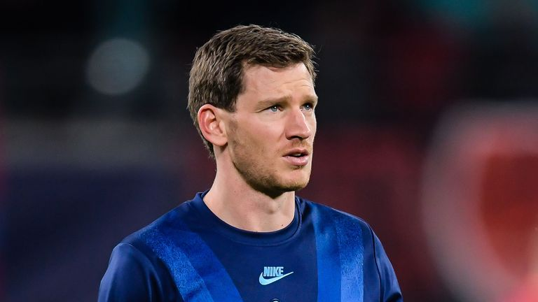 Tottenham defender Jan Vertonghen's home was robbed in March