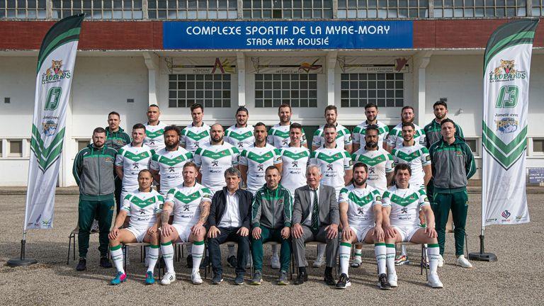 Fabien Devecchi is now head coach of French Elite 1 side Villeneuve Leopards