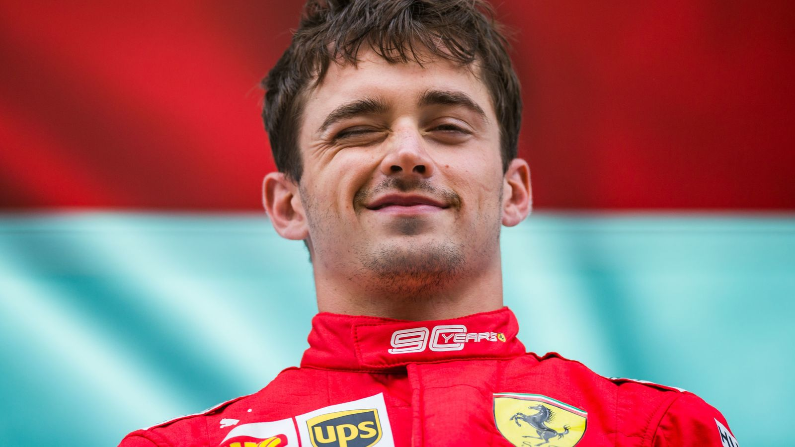 Leclerc holds off Albon for another win thumbnail