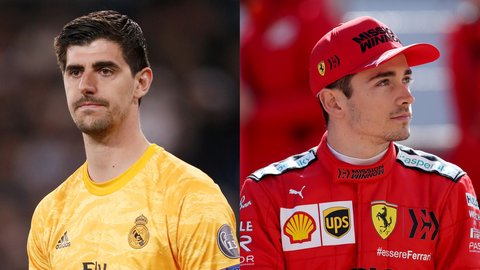 Courtois joins F1 stars for Virtual Chinese GP thumbnail
