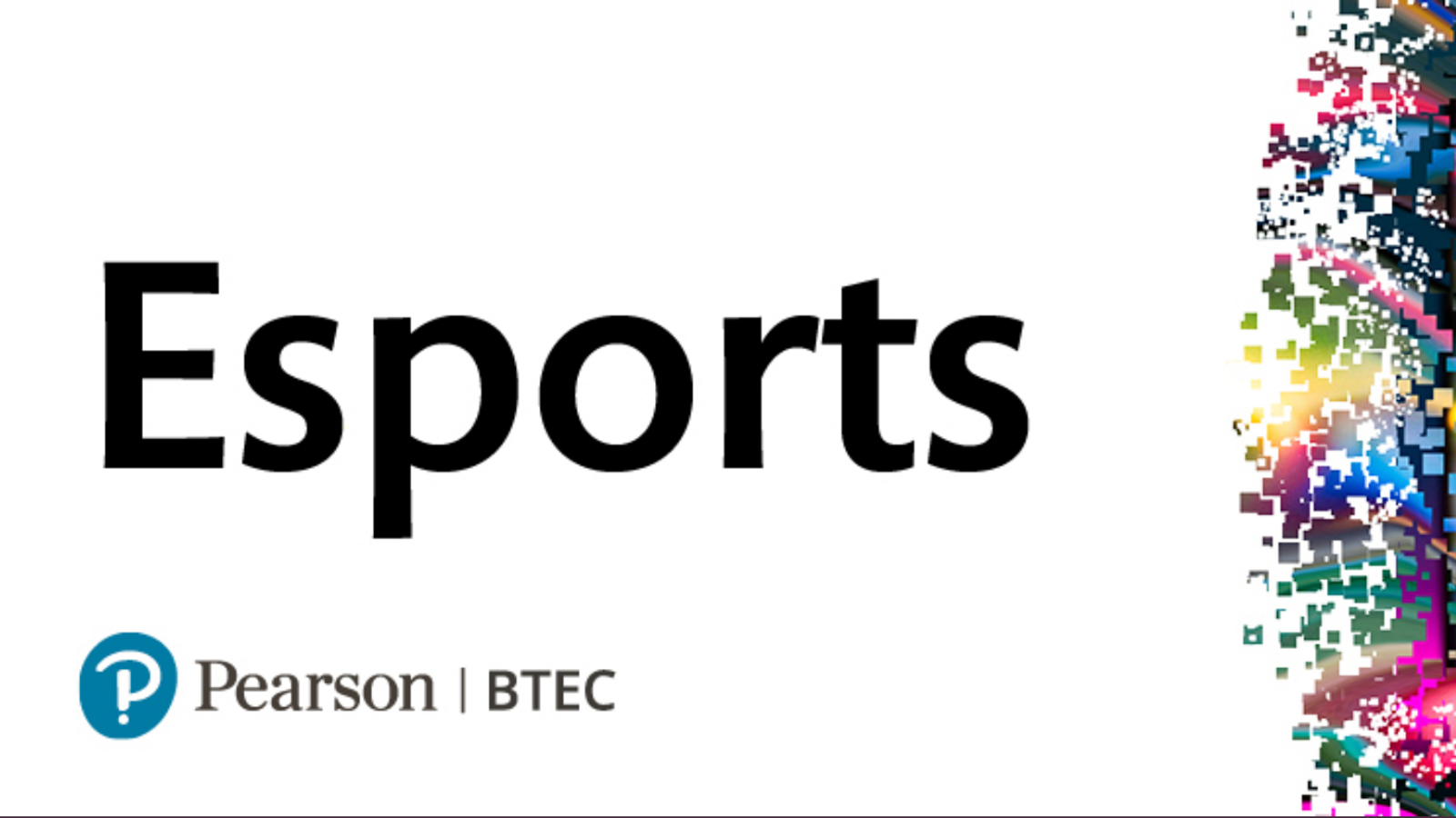 BEA and Pearson to offer BTEC qualification in esports thumbnail