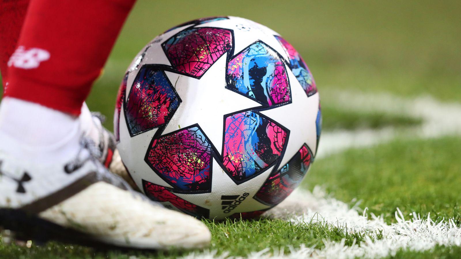 Liga de Campeones, la Europa League se terminará en agosto, dice el presidente Aleksander Ceferin | Noticias de futbol 1