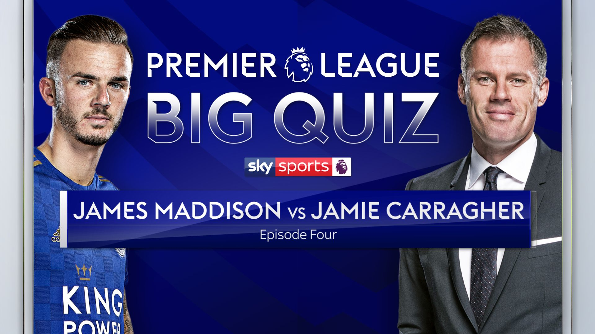 The Big PL Quiz: Maddison vs Carra