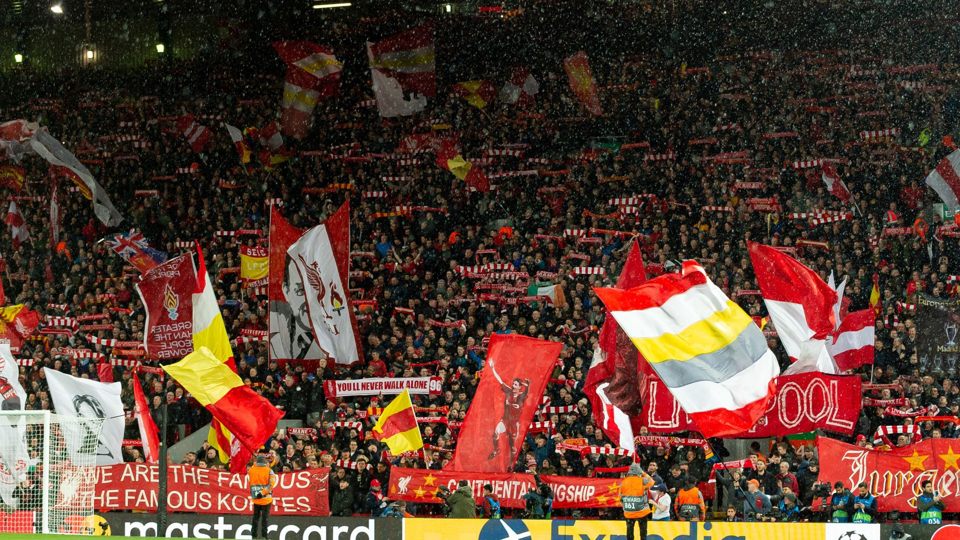 'Many months' before PL fans can return to stadiums