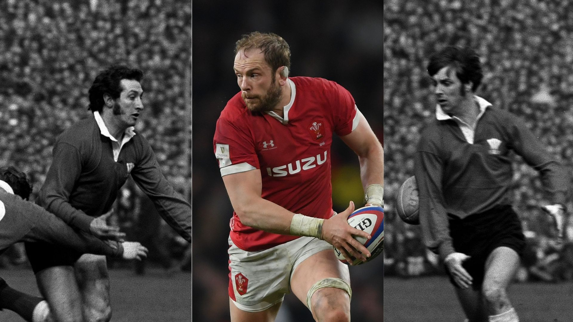 Rugby Union's Top 10: Wales' best players