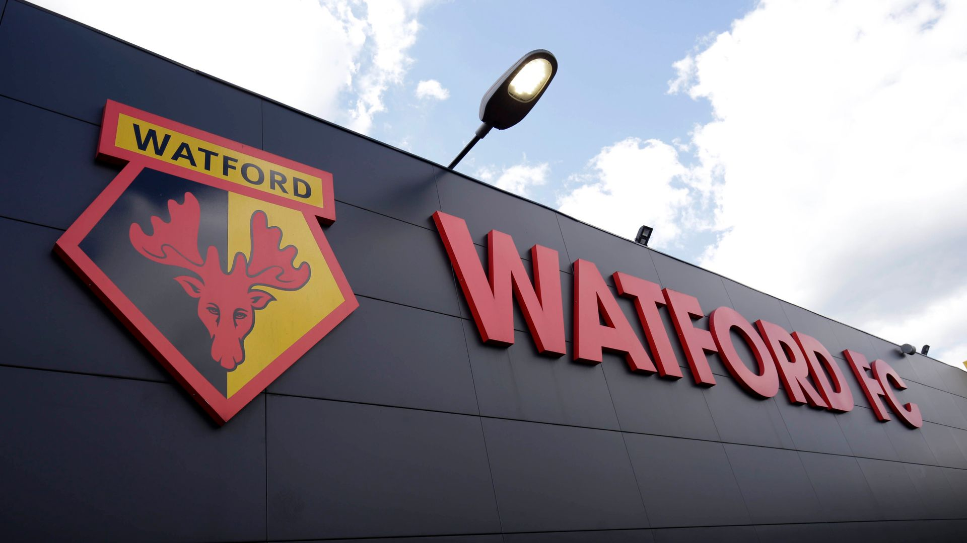 Watford player and two staff test positive