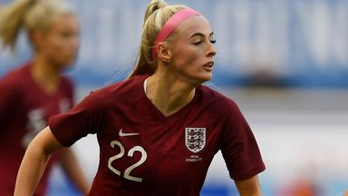 Man City Women sign England forward Kelly
