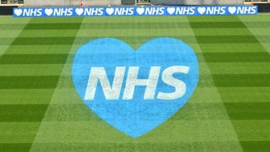 Sports to come together to celebrate NHS