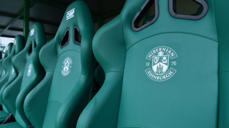 Hibernian were one of ten Premiership clubs to vote in favour of the SPFL's proposal
