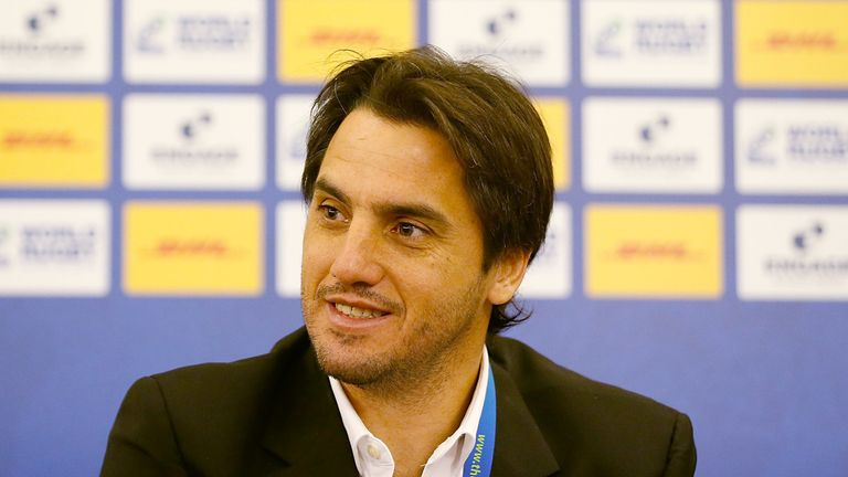 Agustin Pichot had the support of the southern hemisphere