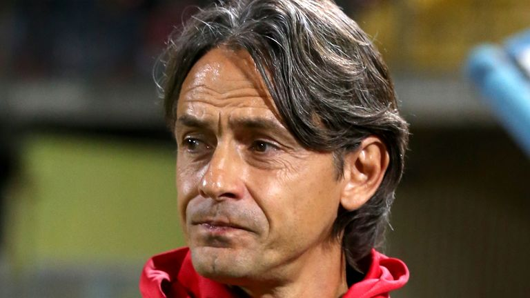 Pippo Inzaghi has enjoyed a remarkable season in charge of Benevento