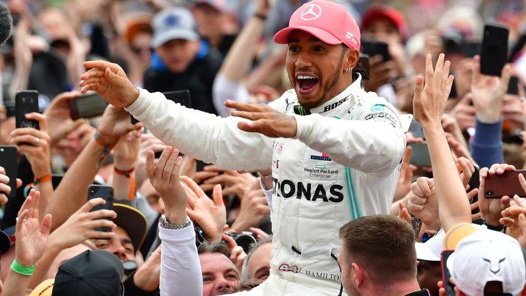 The F1 season could start in Austria in July
