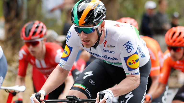 Sam Bennett a une histoire malheureuse avec le Tour de France