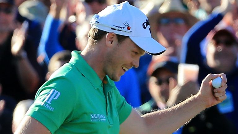 Willett finished the week on five under and earned $1.8m for his victory