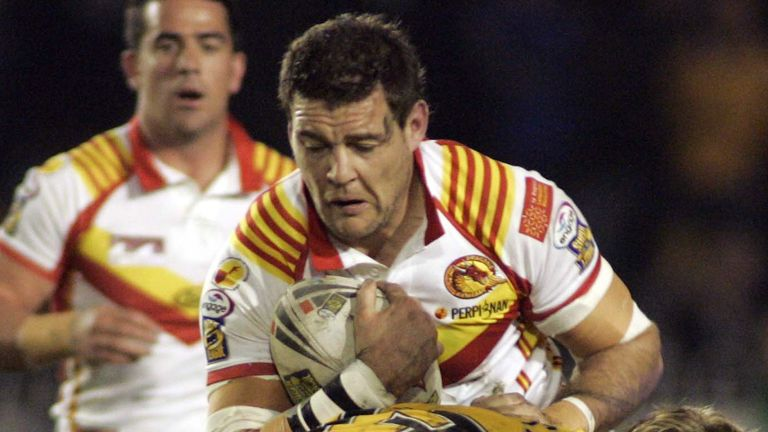 Catalans' David Ferriol was a regular client of Blake Solly's at RFL disciplinary hearings