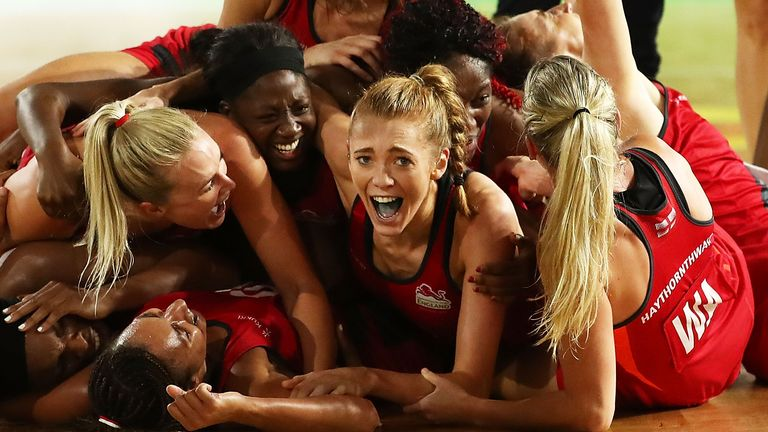 Netball has been present at the Commonwealth Games since 1998 but sights are still set on the Olympics