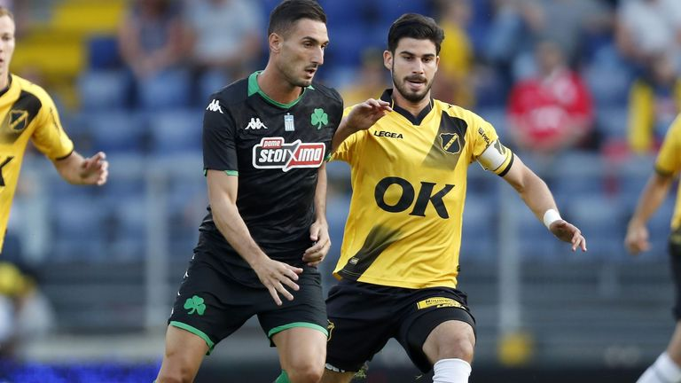 Macheda is now enjoying a fine spell at Greek side Panathinaikos