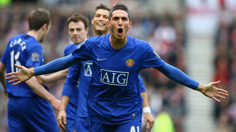 Macheda's two match-winners earned United the four points needed to pip Liverpool to the title in 2009