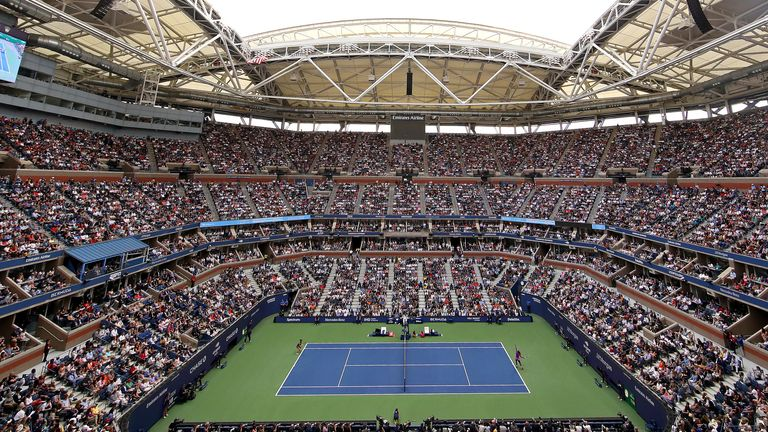 The US Open is scheduled to start on August 24