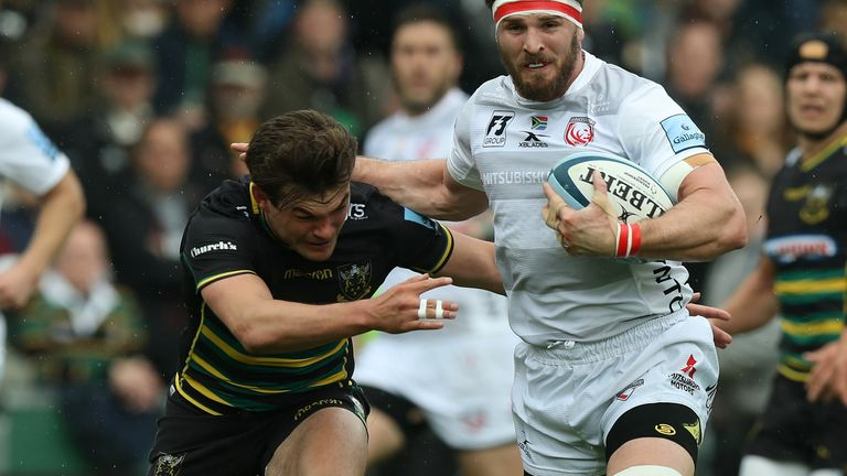 Furbank is aiming to improve his physical attributes