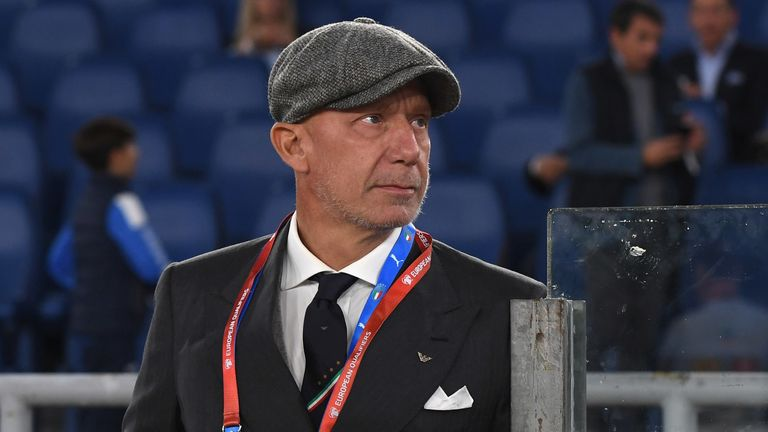 Gianluca Vialli's recent tests showed no sign of the illness following chemotherapy treatment.