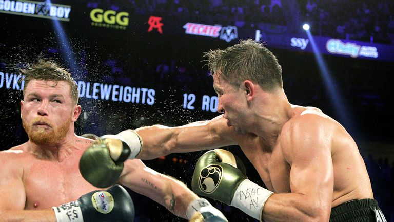 Canelo and GGG have shared two classic battles