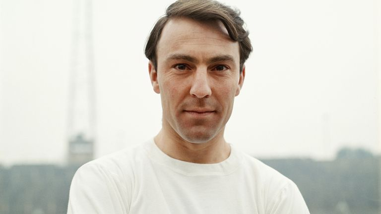 Jimmy Greaves is Tottenham's all-time leading goalscorer