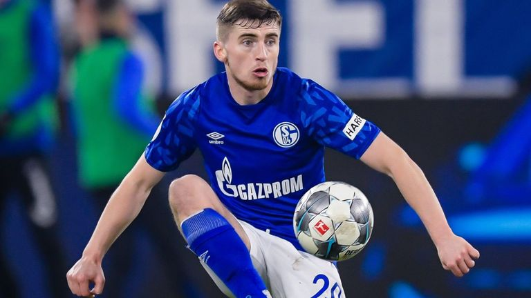 Jonjoe Kenny has performed well for Schalke during his loan spell