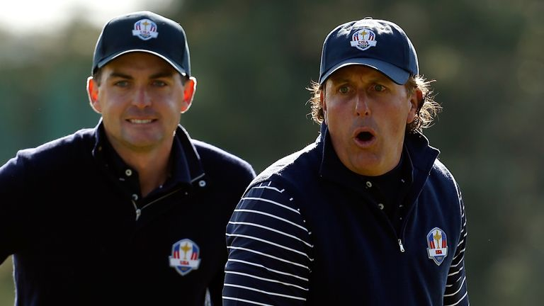 Phil Mickelson's sportsmanship should be commended