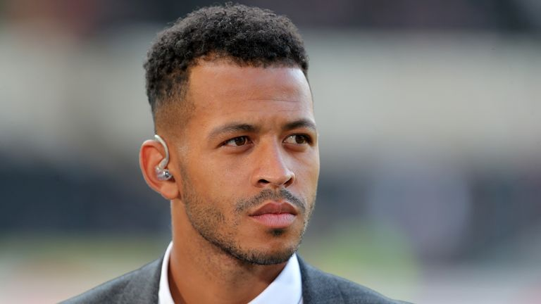 Liam Rosenior began his playing career in Bristol and played in the Premier League for Fulham, Reading, Hull and Brighton