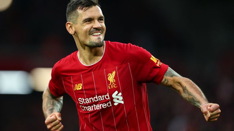 Lovren is entering the final year of his contract