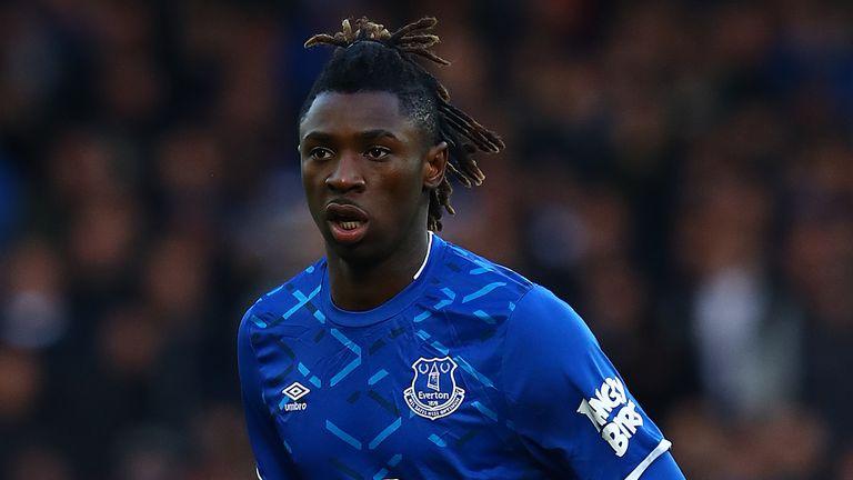 Everton 'appalled' by Moise Kean's lockdown party