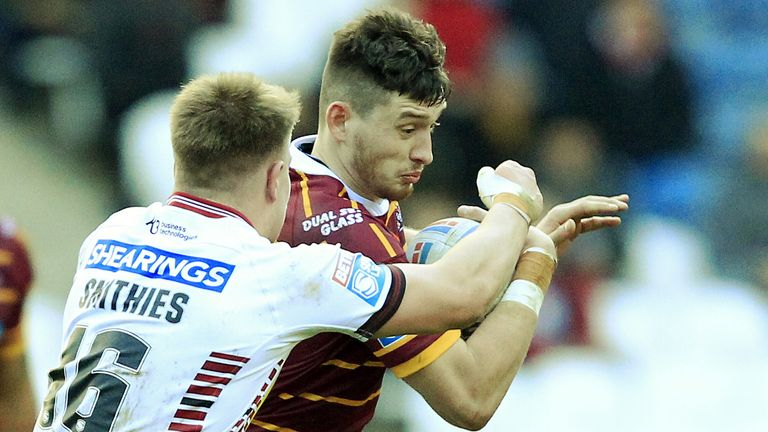 Smithies' defence has been outstanding for Wigan
