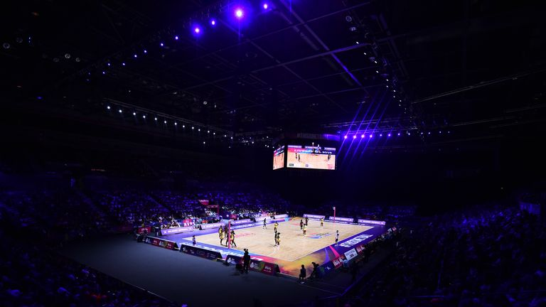 Netball is still developing its fan experience and needs to drive it on a regular basis, not just at major tournaments