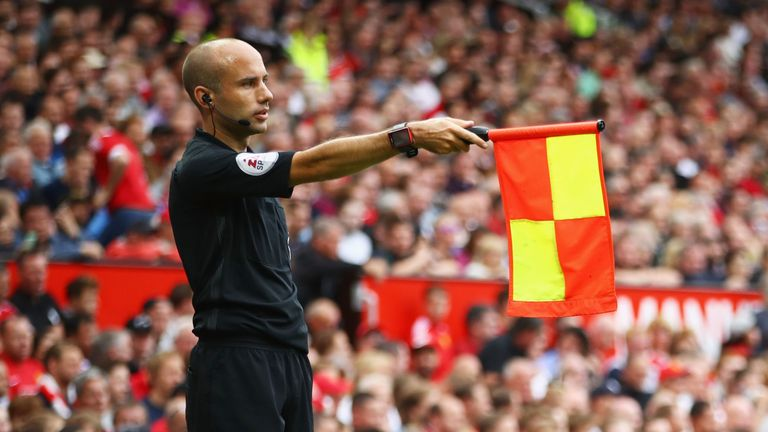 Marginal offsides or 'armpit' offsides are to remain - despite the PGMOL wanting flexibility