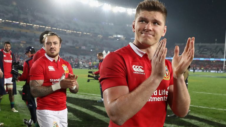 The British and Irish Lions could be playing South Africa on home soil this summer