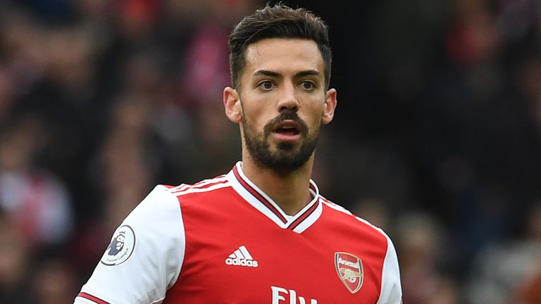 Pablo Mari joined Arsenal on loan in January and is expected to stay permanently