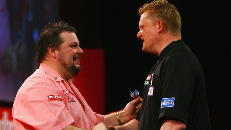 Peter Manley and Alan Warriner-Little discuss their world championship regrets
