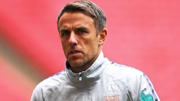 Phil Neville will stand down as England Women's manager next summer