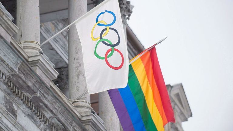 Visible LGBT+ representation at the Olympics is increasing with every edition of the Games - 56 out athletes are known to have competed at Rio 2016