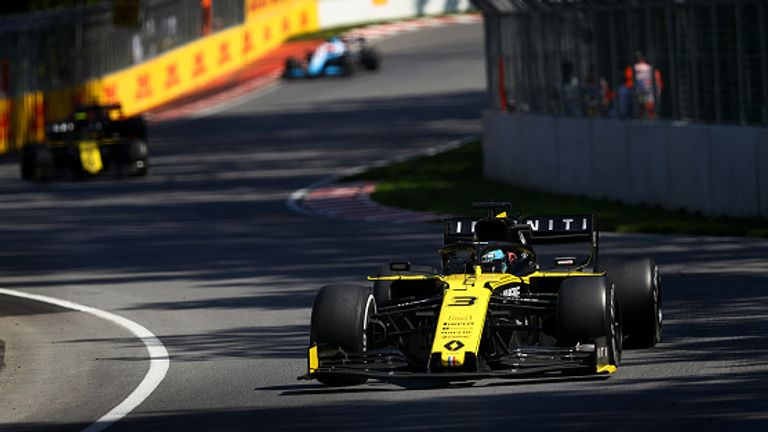 F1s Renault furlough vast majority of UK staff