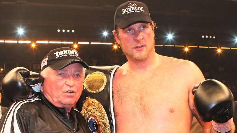 Robert Helenius was rising the rankings towards a fight with Klitschko