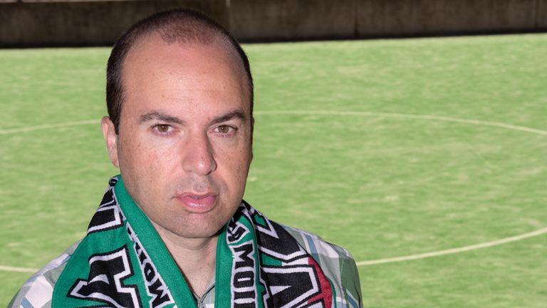 Fantasy football expert turned Legia Warsaw scout Rui Marques