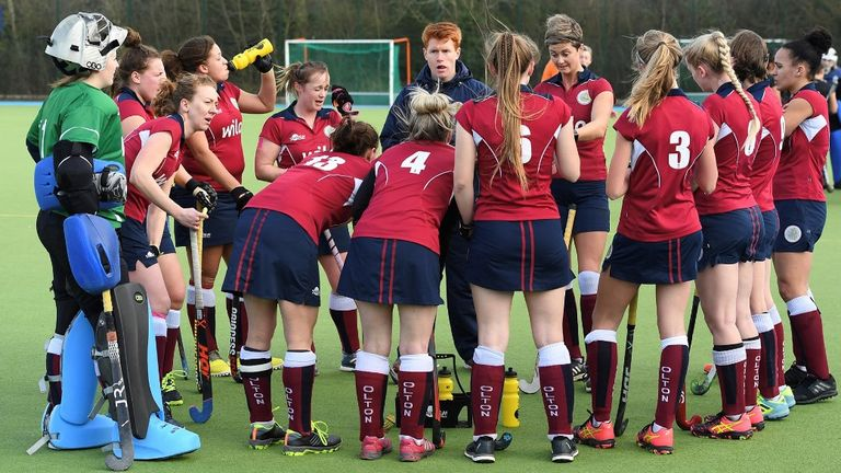 Former international Sally Walton is head of hockey coaching at the Royal Grammar School Worcester and continues to play competitively