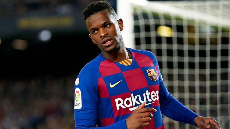 It has been previously suggested that right-back Nelson Semedo could be part of a Barcelona bid for Martinez