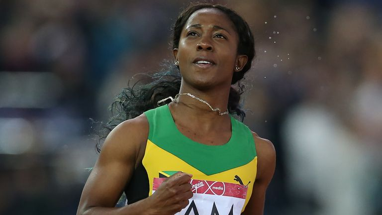 Fraser-Pryce's last outing with come in 2022 at the World Athletics Championships in Oregon
