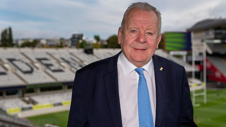 World Rugby chairman Sir Bill Beaumont says the health and well-being of the rugby family is paramount