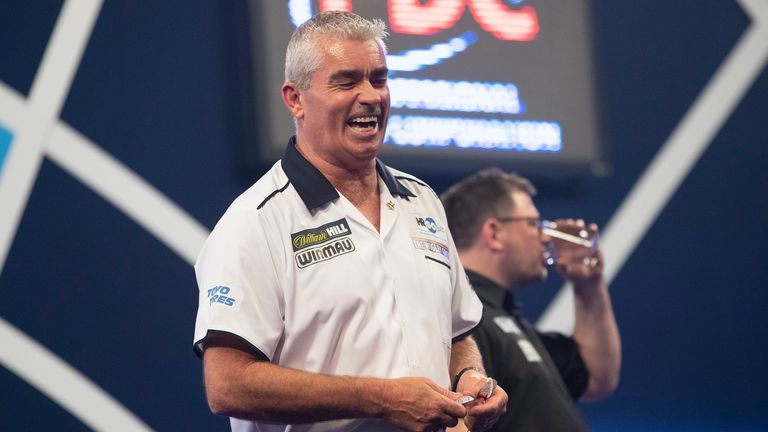 Steve Beaton could potentially make his 20th consecutive World Matchplay appearance later this month