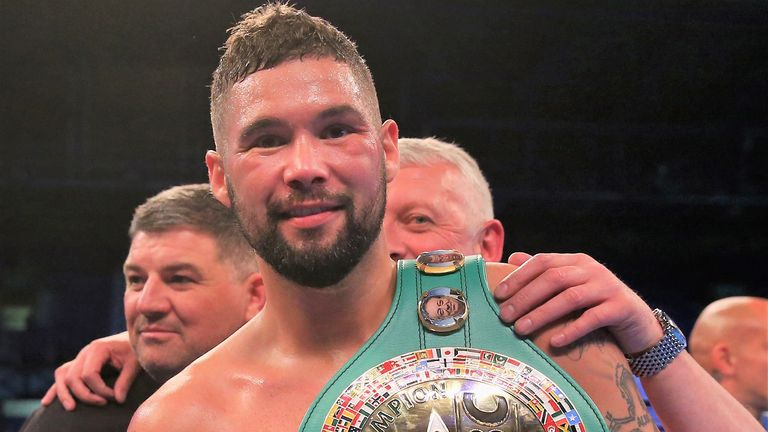 Tony Bellew had 'realistic chance' of fighting Mairis Briedis or Yuniel Dorticos